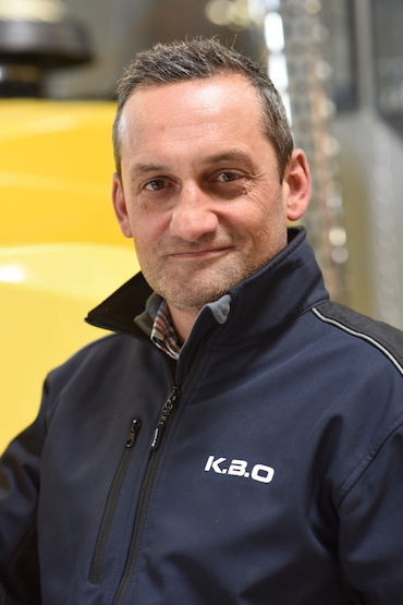 The expertise of the cabin: Interview with Laurent Keufterian founder K.B.O