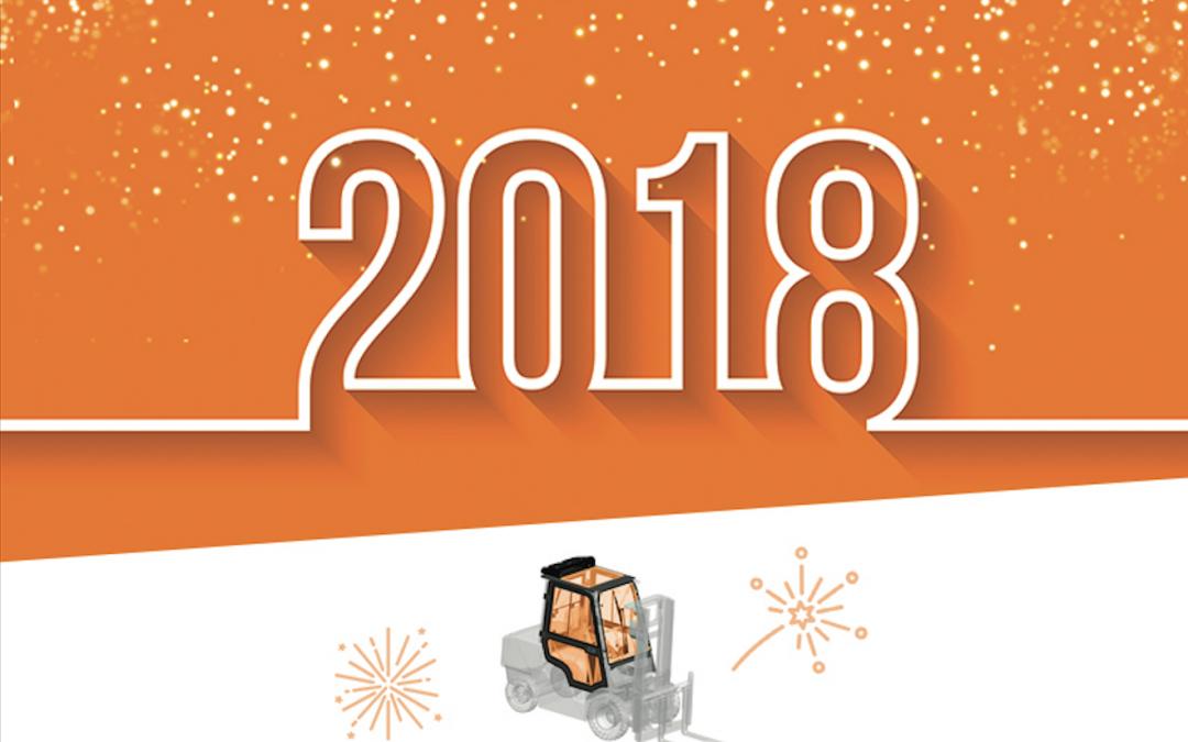 KBO : meilleurs voeux pour 2018 !